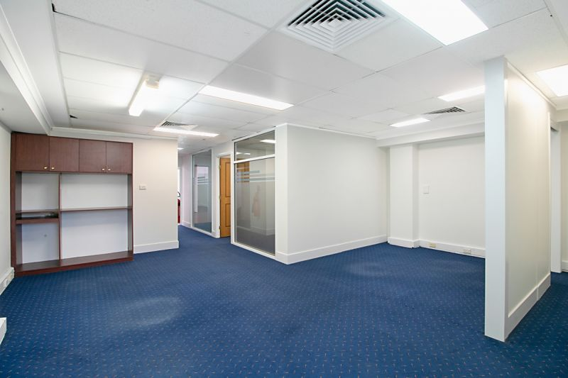 FIRST FLOOR OFFICE – CENTRAL COOLANGATTA