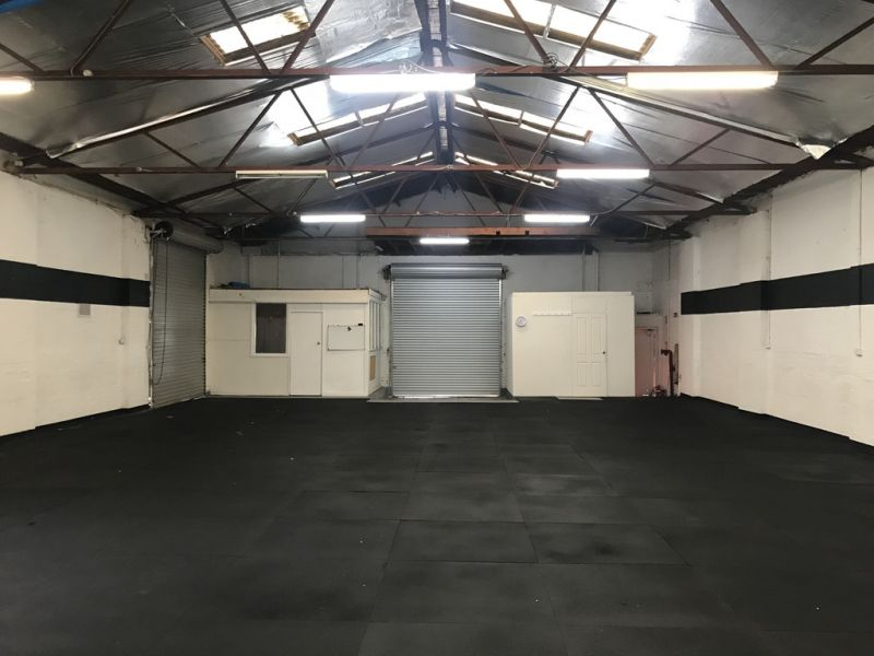 Outstanding Industrial Building in Highly Sought After Location