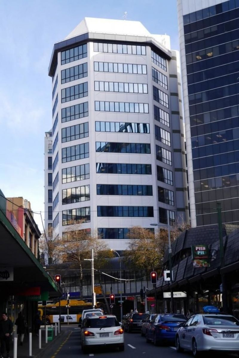 50 Manners Street, Wellington Central