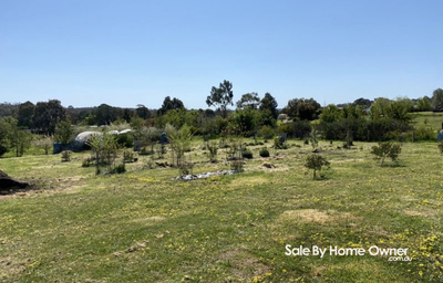 3/4 acre residential land in permaculture oasis!
