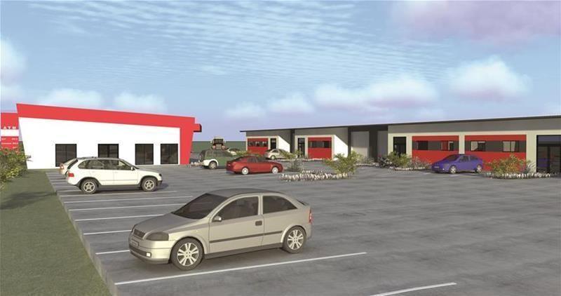 Service Centre Industrial Units