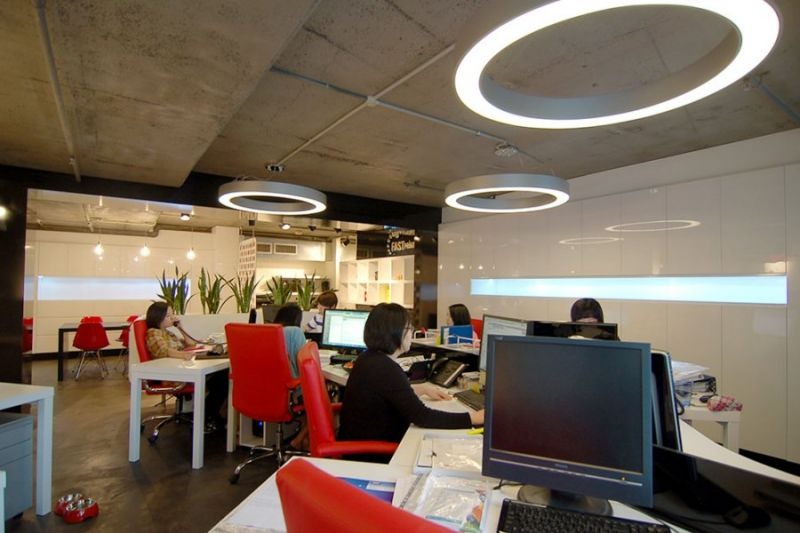 CREATIVE HQ WITH FIT OUT