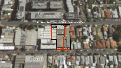 140-146 Weston Street, Brunswick East