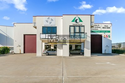 1,229m² - Industrial Duplex in the Heart of Prestons