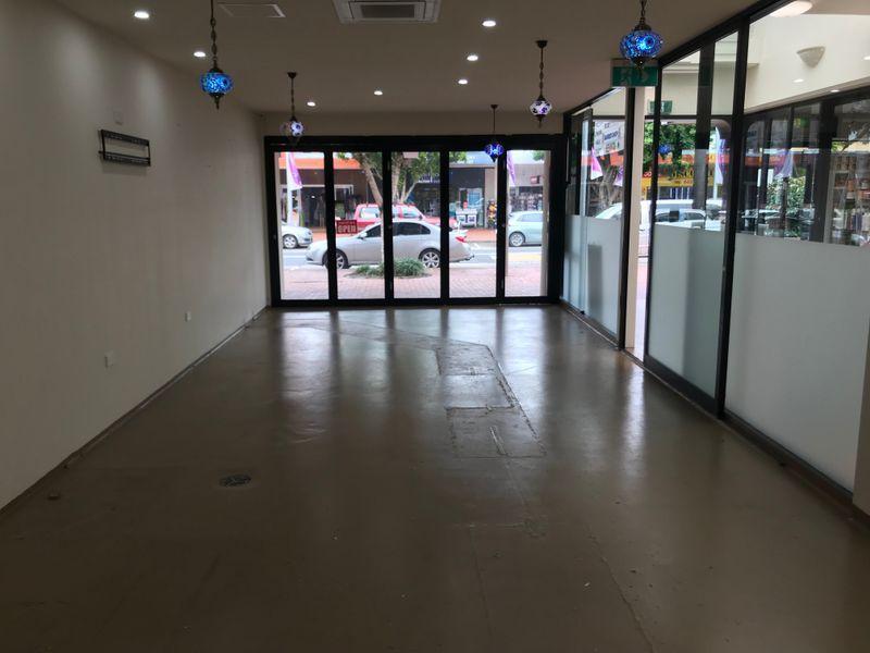 CBD Café/Retail opportunity - 72m2