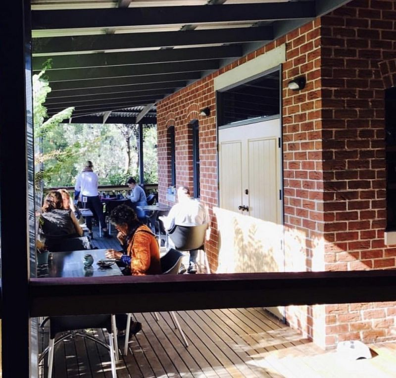 Busy Cafe for sale in growing Pambula