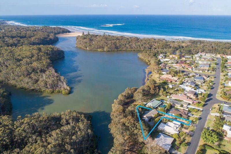Rare lakeside property