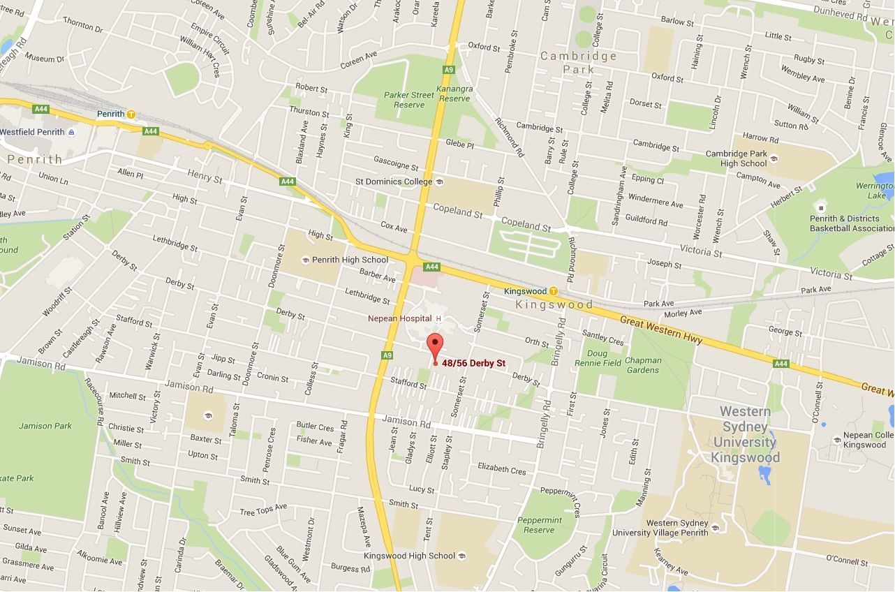 Level 1/C102/48-56 Derby Road, Kingswood