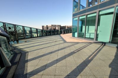 Furnished Three Bedroom Apartment with 180 Degree Views and Huge Terrace!