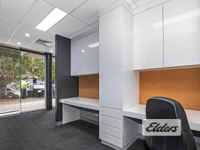 ENTRY LEVEL GROUND FLOOR OFFICE - MONTAGUE ROAD CENTRAL!!!