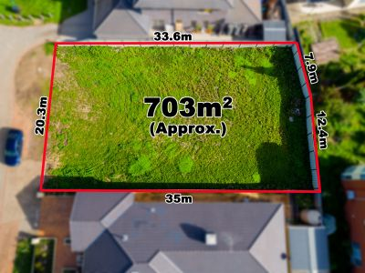 Rare Block – Excellent Location – Build Your Dream Home