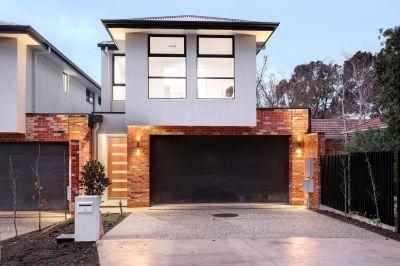 Choice Of Three Luxury Townhouses