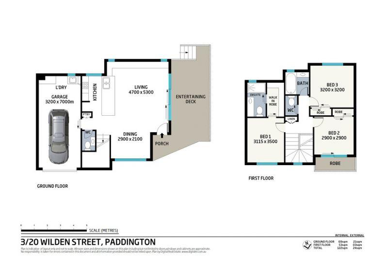 3/20 Wilden Street Paddington 4064