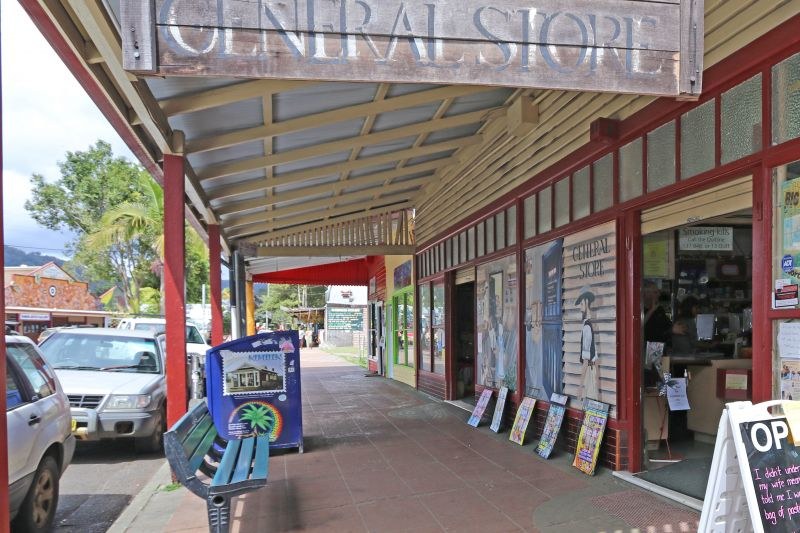 BUSINESS FOR SALE:  GENERAL STORE IN BUSTLING NIMBIN