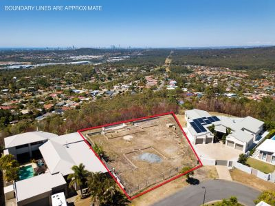 Ocean and Skyline Views - 1576m2 Block with Approval For Two Separate Blocks