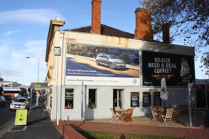 Hobart Coffee Lounge