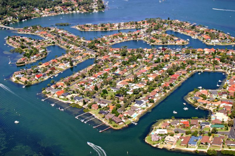 St Huberts Island 2257