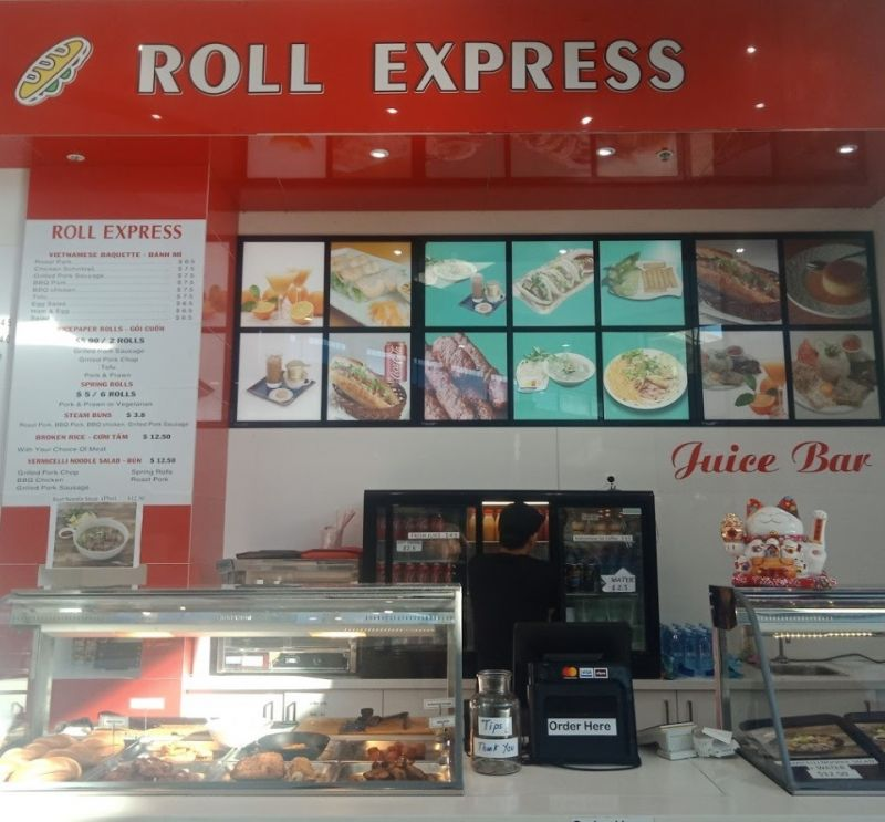 VIETNAMESE RESTAURANT / TAKEAWAY IN FOOD COURT - FULLY EQUIPPED