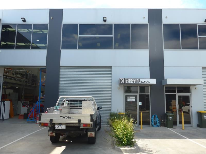 HIGH CLEARANCE WAREHOUSE IN SECURE ESTATE