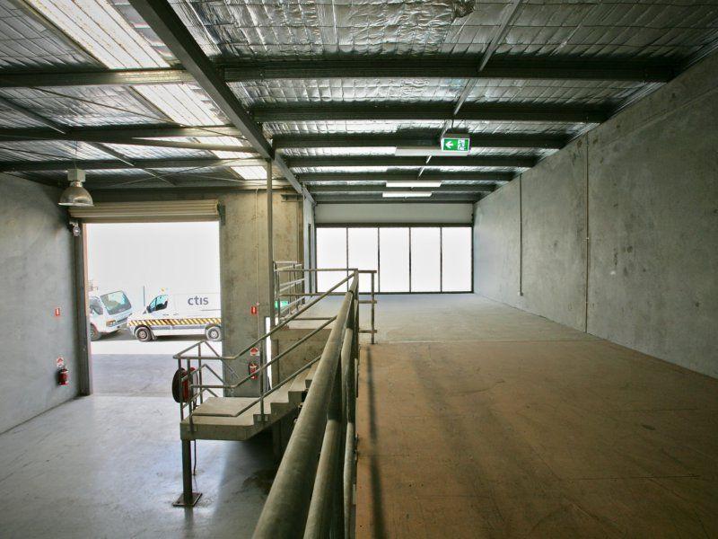 Clearspan Warehouse with Mezzanine