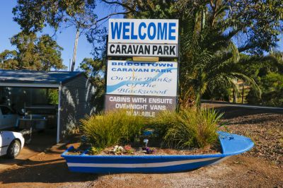 Bridgetown Caravan Park - HUGE PRICE REDUCTION