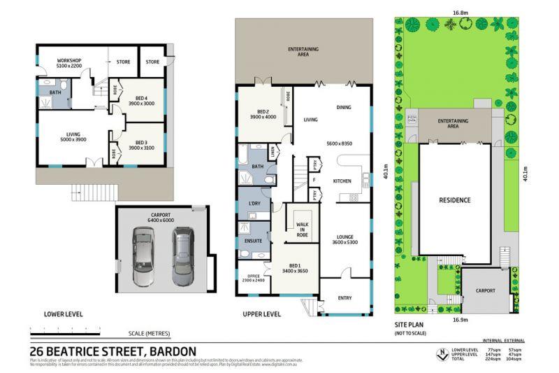26 Beatrice Street Bardon 4065