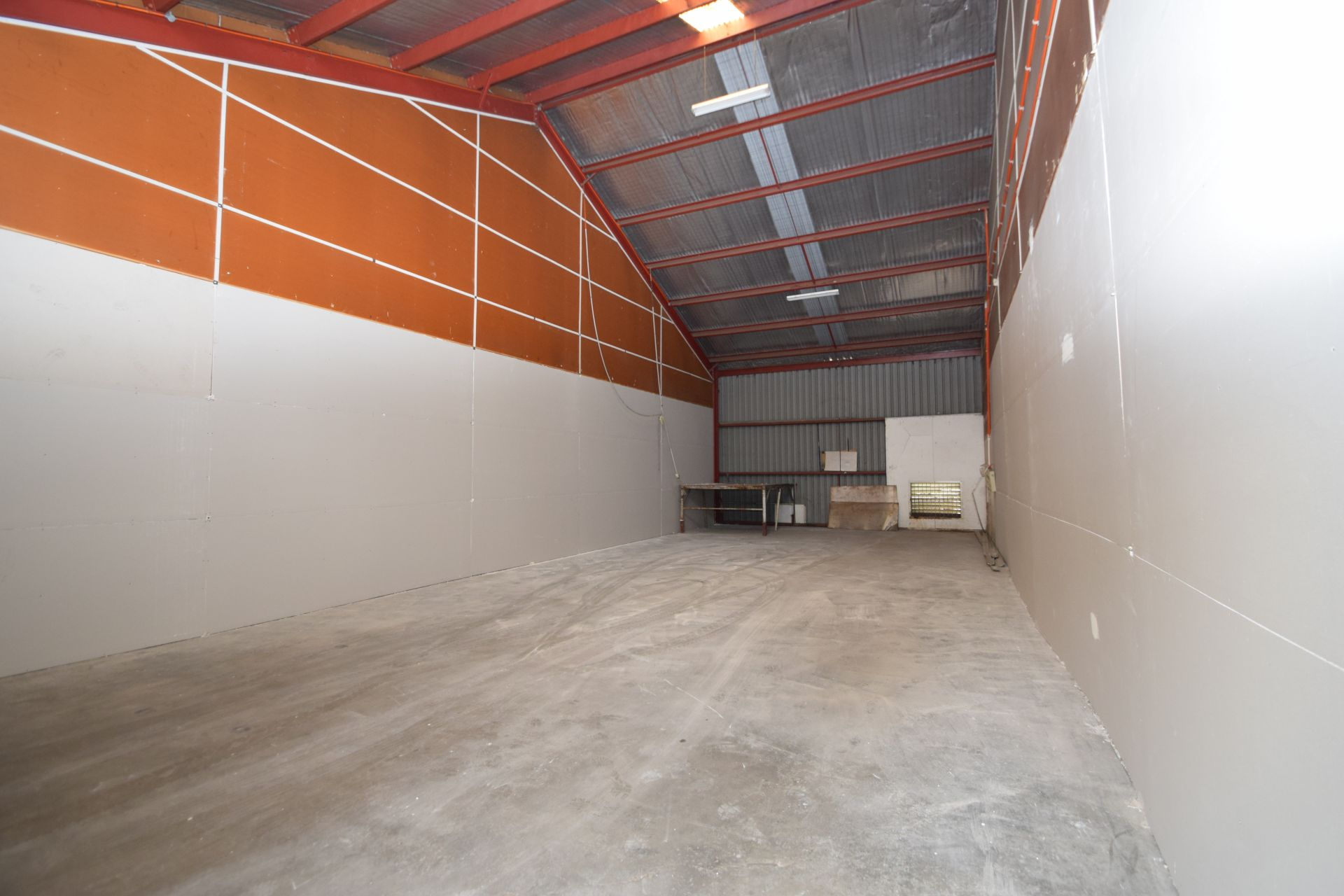 SHED SPACE AVAILABLE FOR STORAGE OR SMALL BUSINESS