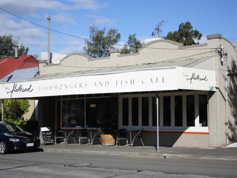 Flathead Fishmongers and Fish Café - Leasehold Business For Sale