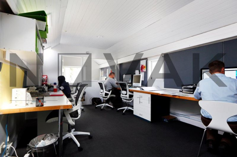 AMAZING OFFICE SPACE SET OVER 2 LEVELS!