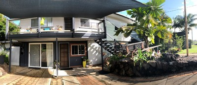 Dual Living House BoHo Style
