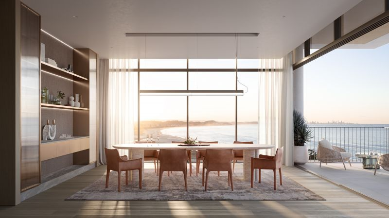 The Emerson Penthousse