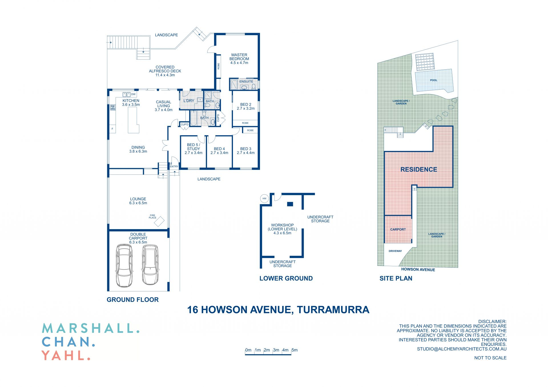 16 Howson Avenue Turramurra 2074