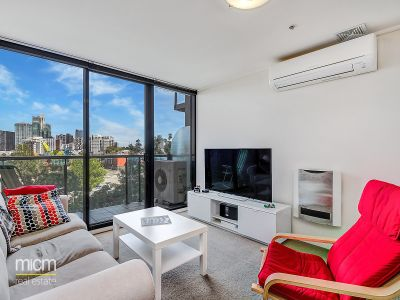 Victoria Tower: Easy Care Living on 54 sqm (approx.)!