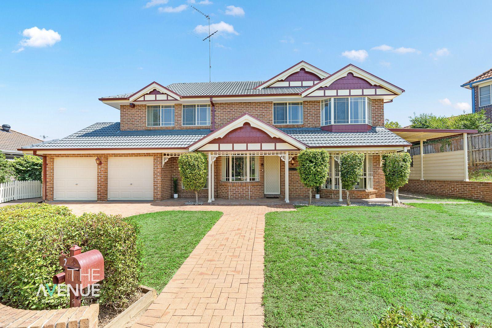 2 Domain Court, Bella Vista NSW 2153
