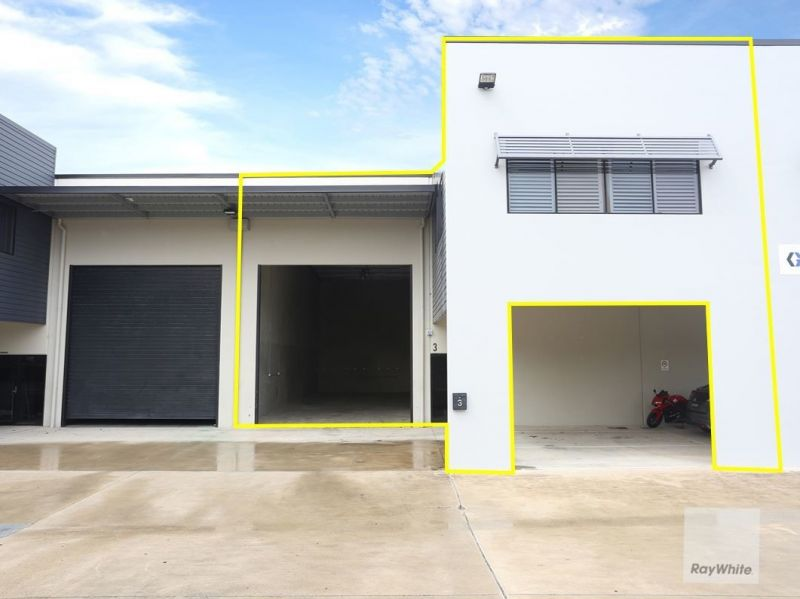 Quality Warehouse with Showroom/Office