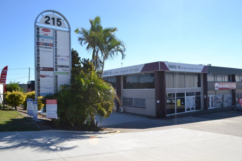 124m2* Office Space On Busy Brisbane Road
