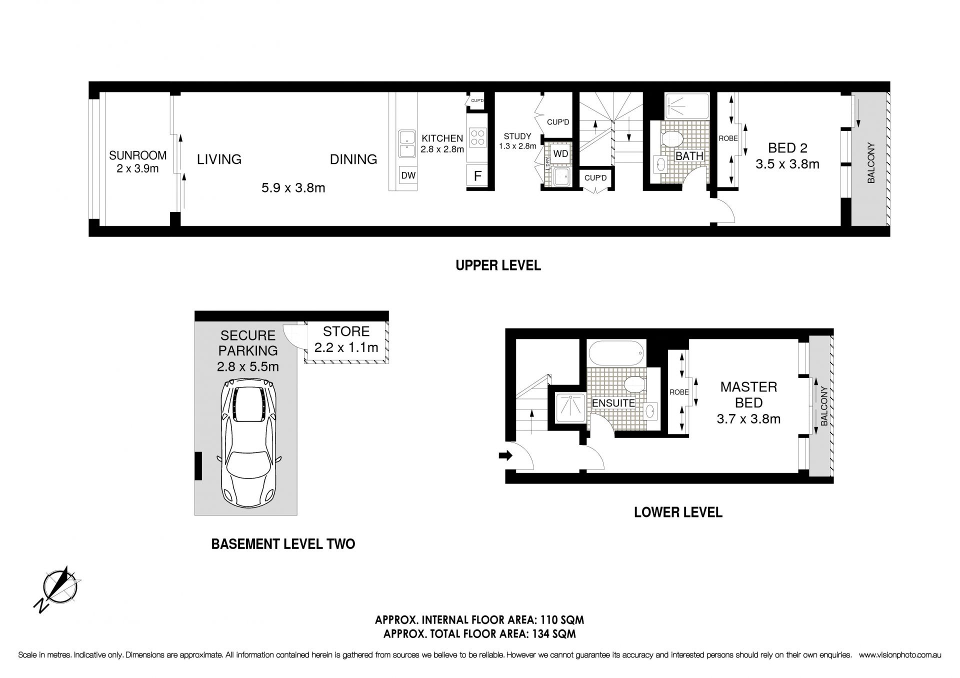 B114/3-11 Burleigh Street Lindfield 2070