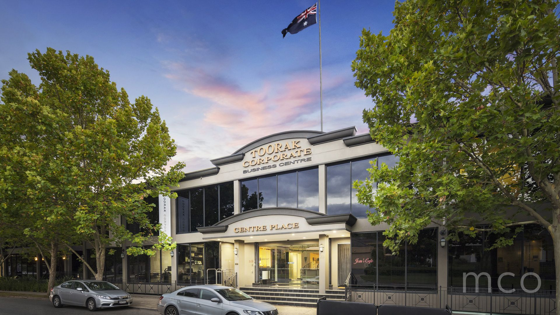 Impeccable leasing opportunity at Toorak Corporate