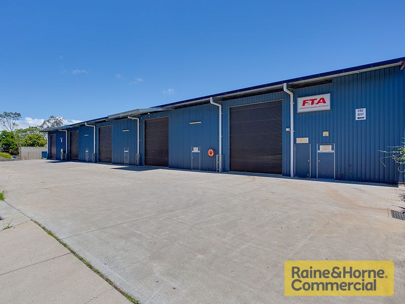 165-1650sqm Warehouse/Manufacturing Space with Air Conditioned Offices