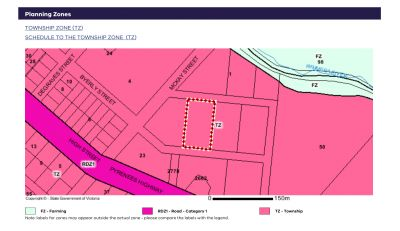 Township Zoned 2 Acres Approx Allotment.