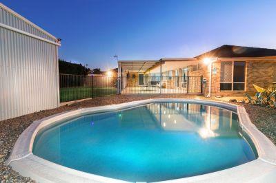 5 Bedroom, 2 Bath + Sheds & Pool!