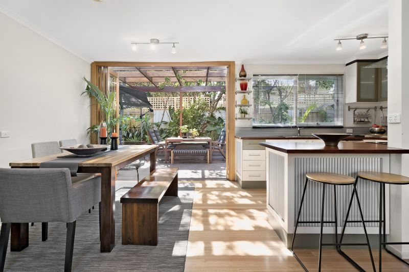 Flawless, Elegant, and Light-Filled Single Level Hampton Living