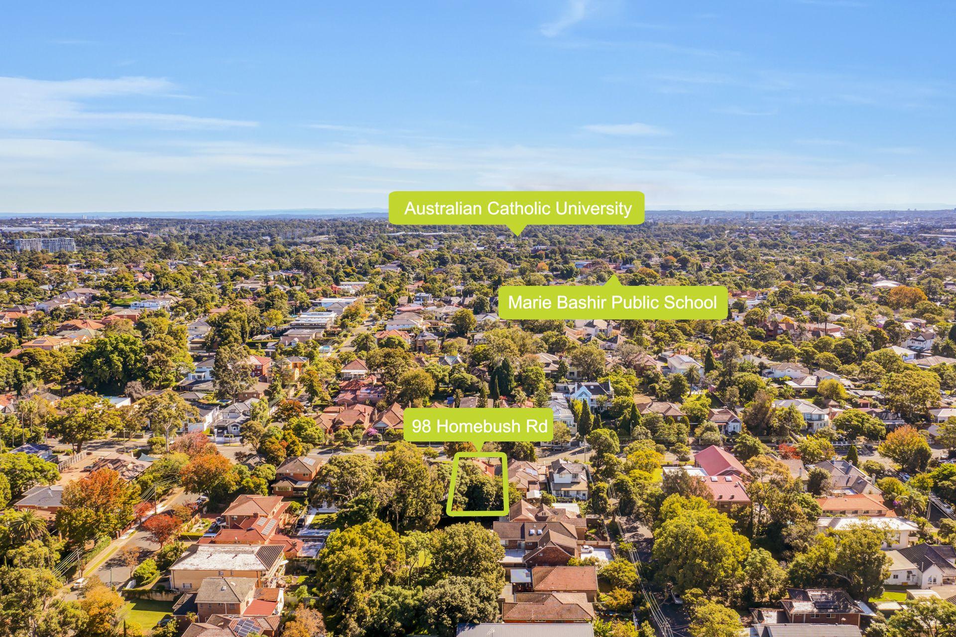 98 Homebush Road, Strathfield NSW 2135