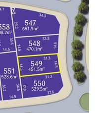 Lot 549 Stonecutters Stonecutters Ridge Colebee, Nsw