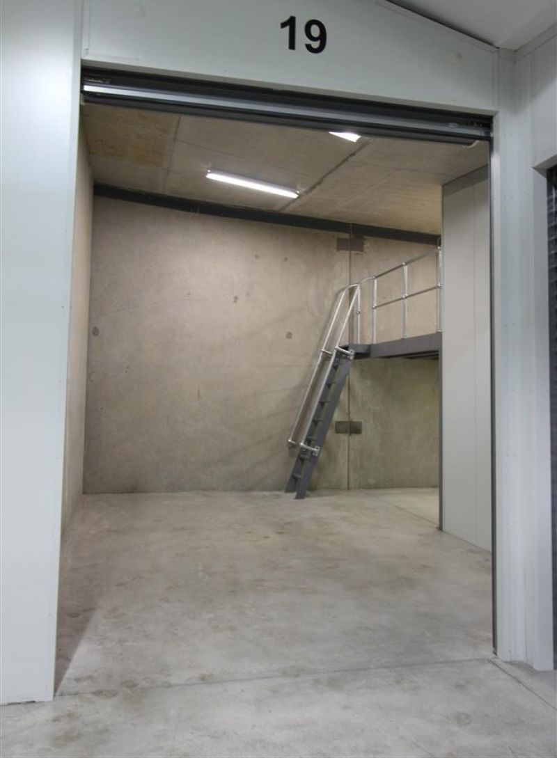 LEASED BY RYAN MCMAHON - Creative Corner Space Storage Unit