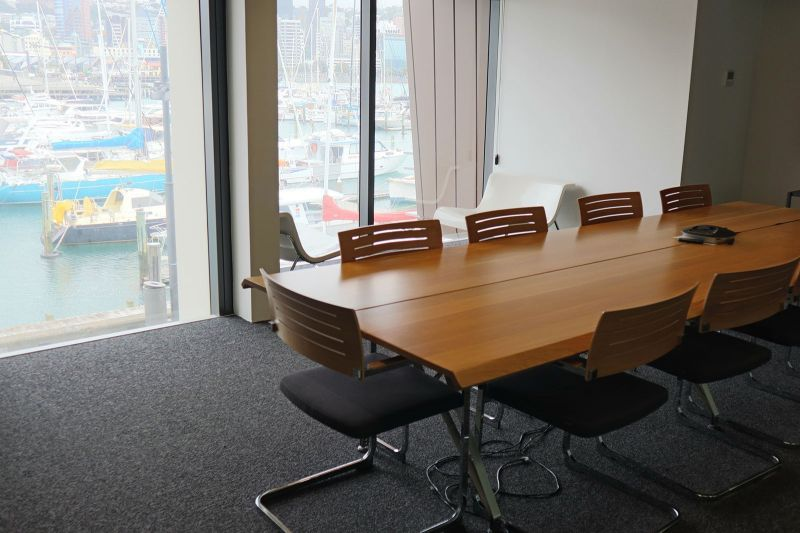 Shared office space on Clyde Quay Wharf