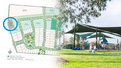 CHILDCARE SITE WITH PLANS & PERMIT
