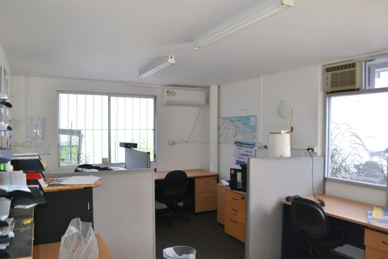 Small Warehouse & Office Space With Great Potential!