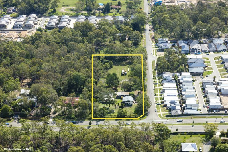 Proposed 20 Lot Residential Subdivision Site