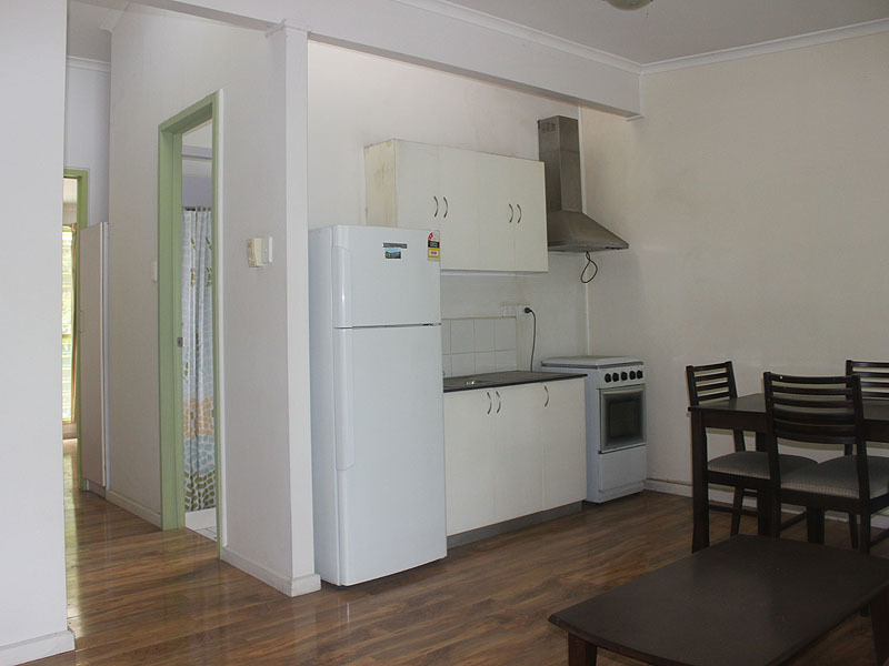 Self Contained One Bedroom